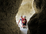 Arroyo Tapiado Mud Caves in Anza Borrego