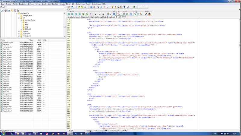 html Quelltext