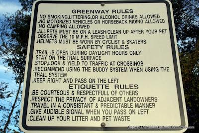 Guide to the Big Creek Greenway
