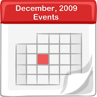 December 2009 Big Creek Greenway Events