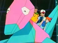 O pobre Porygon foi banido do anime junto com seu episódio de estreia. - Top 10: Eposódios censurados de Pokémon Nintendo Blast