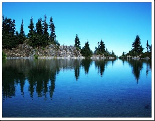 Hike to Palmers Pond
