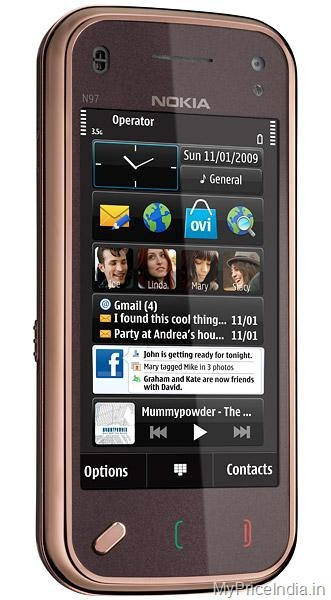 Nokia N97 mini Price in India