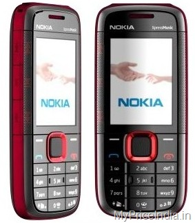 Nokia 5130 XpressMusic Price in India