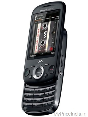Sony Ericsson Zylo Price in India