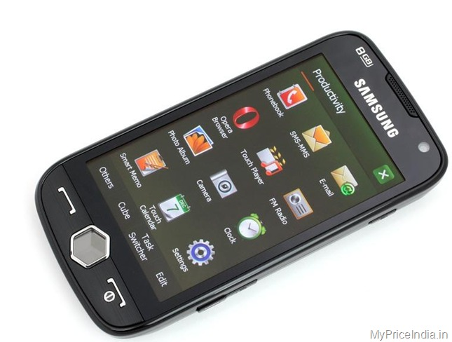 Samsung I8000 Omnia II Price in India
