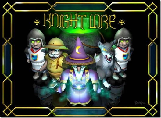 Knight Lore Remake 2010 freeware pic (2)