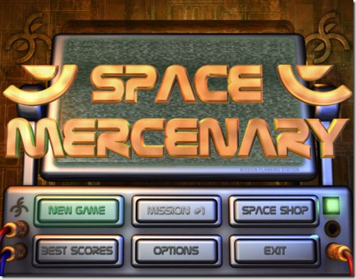 Space Mercenary freeware game (13)