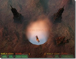 Space Mercenary freeware game (4)