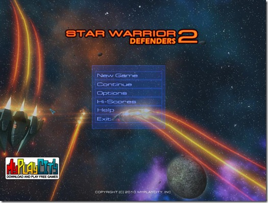 Star Warrior 2 - Defenders - free full game_pic_ (7)
