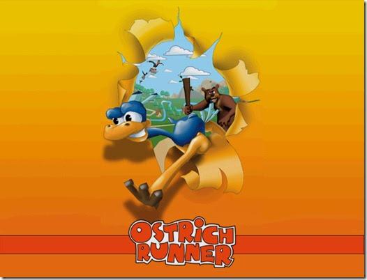 Ostrich runner download in versione completa e senza