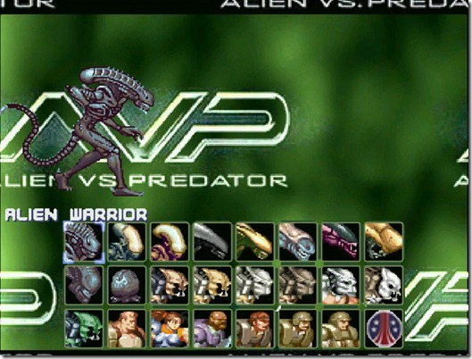 Alien VS Predator MUGEN EDITION freeware (2)