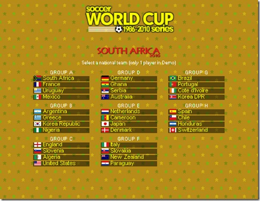 Soccer Word Cup indie game