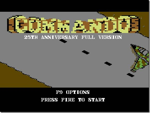 Commando C64 Remake Pic (7)