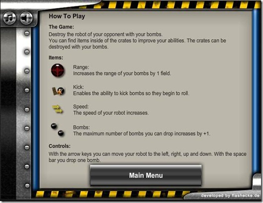 Robo Bomber free web game (7)