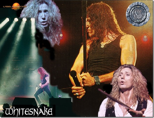 Band-whitesnake