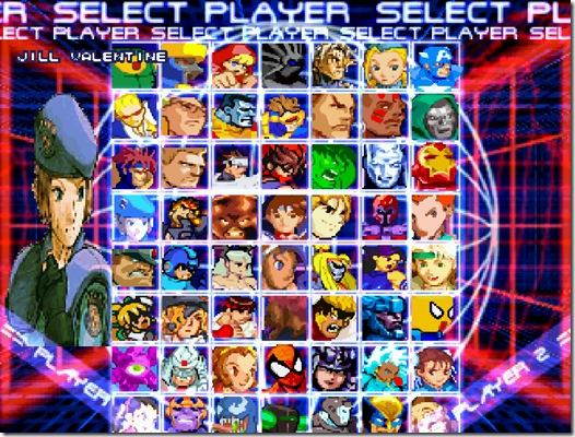 marvel vs capcom mugen 2