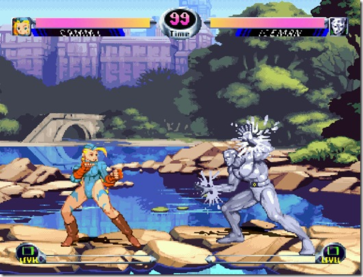 marvel vs capcom mugen 4