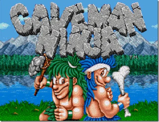 Caveman Ninja fan game (1)
