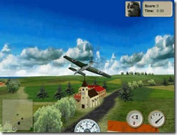 Plane Arcade - freeware game (1)