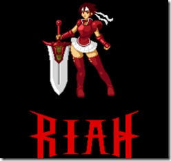 Riah freeware game