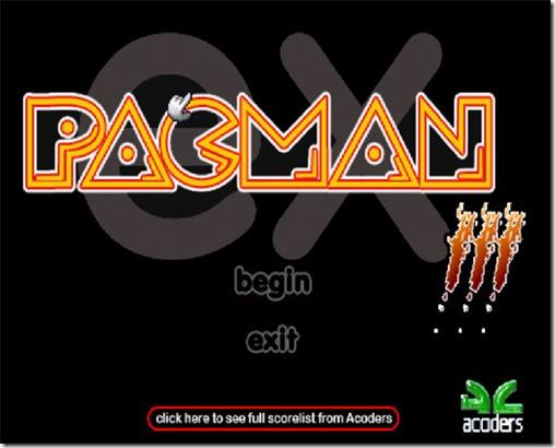 pacman ex 3