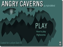 angry caverns