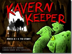 kavern keeper