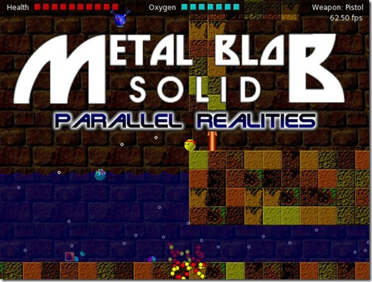 Metal Blob Solid freeware game