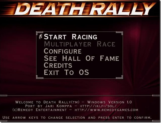 Death Rally Free Full Game (5)
