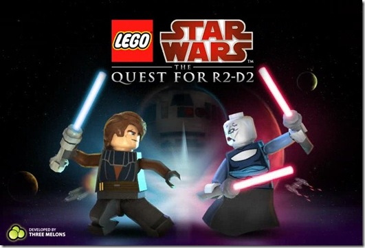 Lego Star Wars free web game