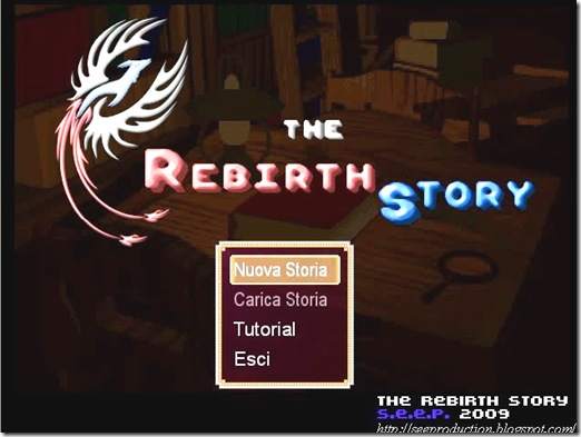 The Rebirth Story freeware game_ (5)