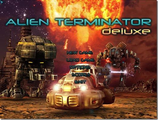Alien Terminator Deluxe Free Full Game_pic (11)