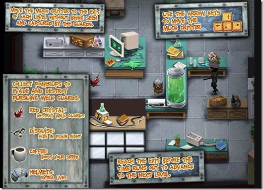Critter Escape free web game img (1)