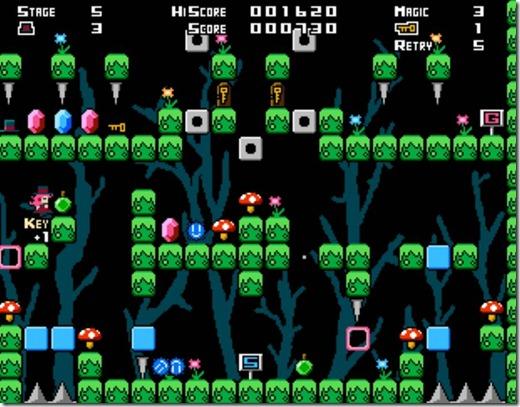 kaerazu_no_mori free indie game image (3)