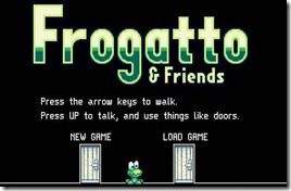 Frogatto and friends free indie games image (4)
