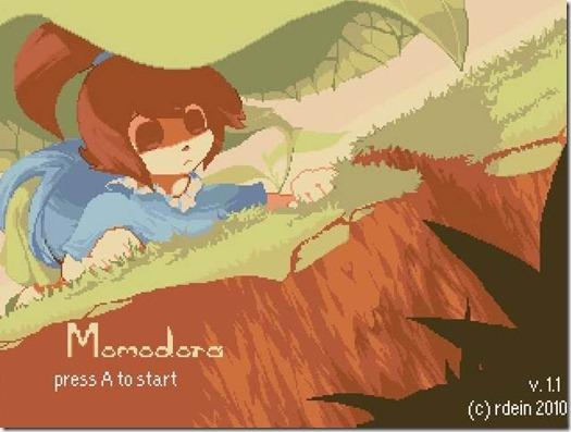 Momodora free indie game image (1)
