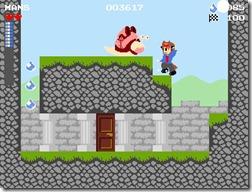 Super Ecksdee Panic free indie game img (4)