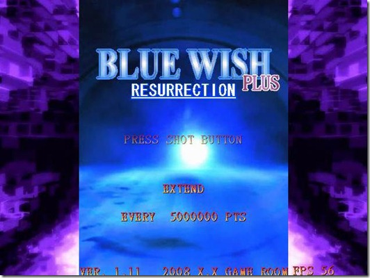 Blue Wish Ressurection Plus indie game (5)