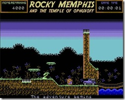 Rocky Memphis and the temple (free indie game) img (7)