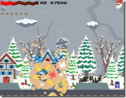 Mountain Maniac Xmas free web game (5)
