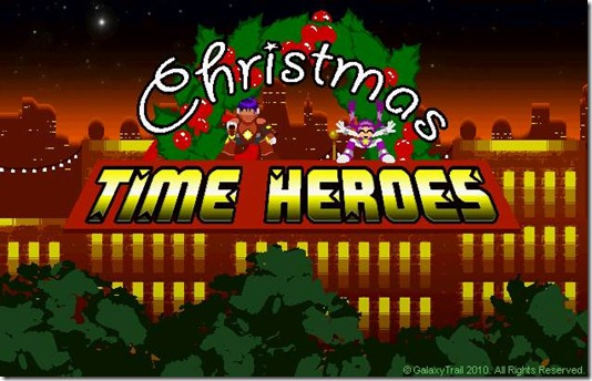 CHRISTMAS TIME HEROES free indie game (3)