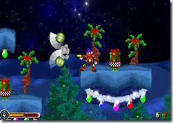 CHRISTMAS TIME HEROES free indie game (8)
