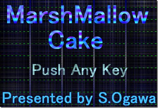 MarshMallow Cake free indie game (1)