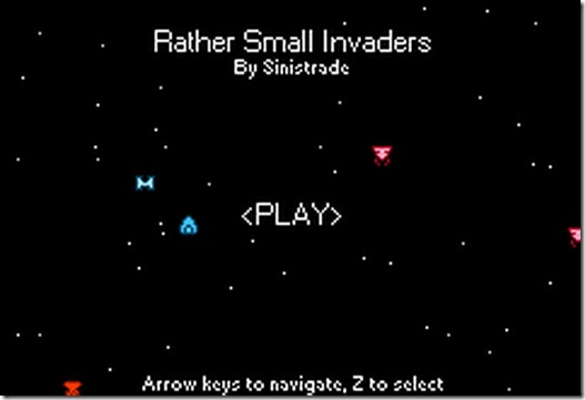 Rather Small Invaders