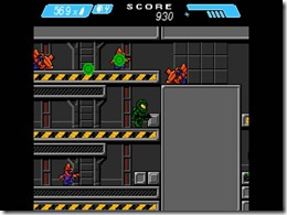 Pixel Force Halo 8 bit demake freeware game (4)