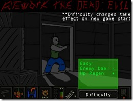 Rework the Dead Evil freeware game (1)