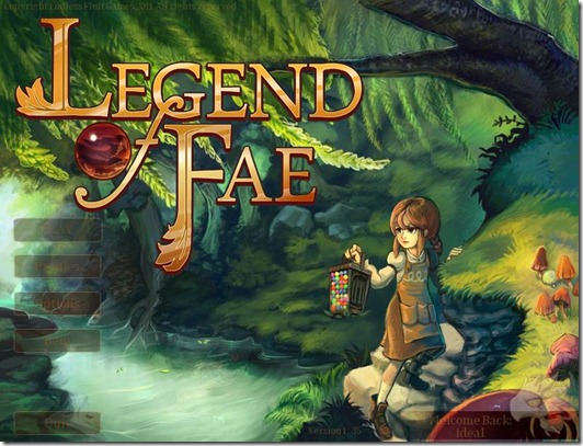 Legend Of Fae indie game demo