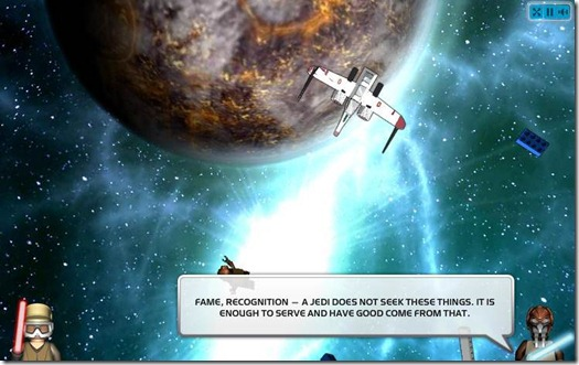 Lego Star Wars ACE ASSAULT free web game screen (5)