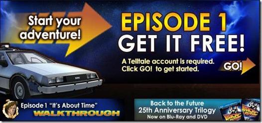 Ritorno al futuro gratis il primo episodio